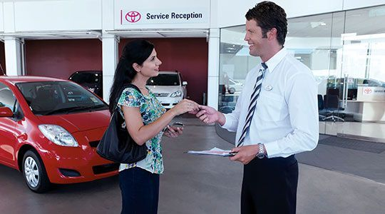 Finance a Fleet of Vehicles with Warrnambool Toyota